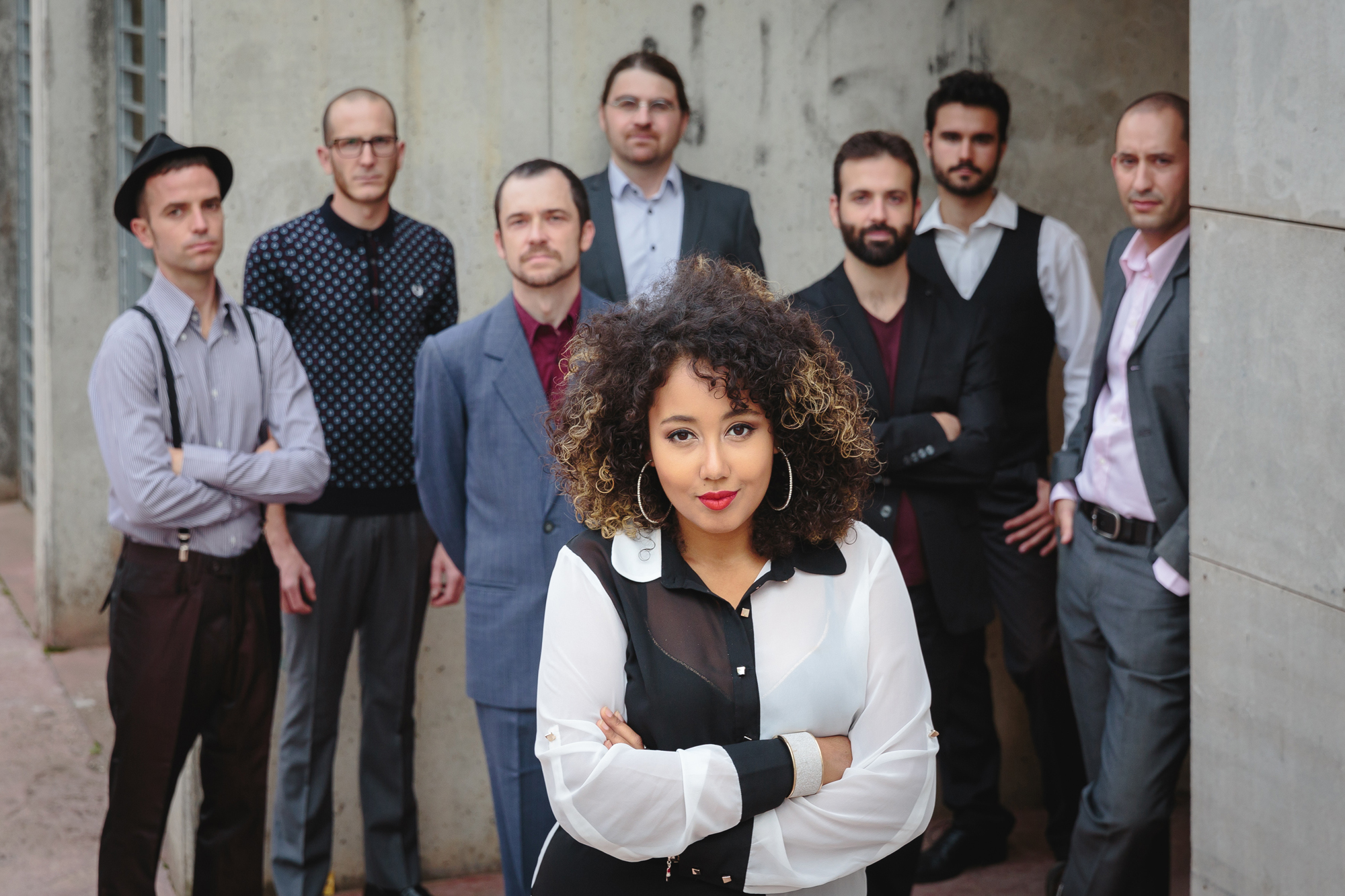 Atenea Carter & The Mighty Might